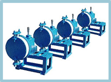 High Pressure Diaphragm Pumps (Hydraulic Operated)