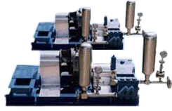 Reciprocating Positive Displacement Pumps
